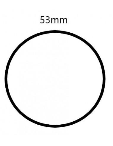Bocallave 53mm acero inox