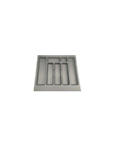 Cubertero PVC recortable gris...