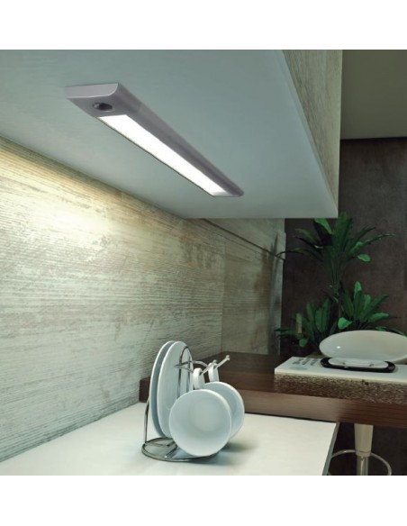 Barra led para encimeras de cocina con sensor