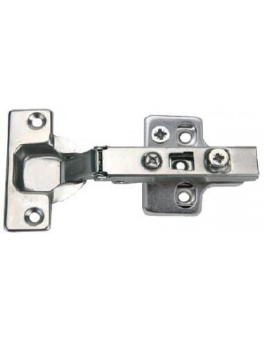 Bisagra cazoleta 35mm para puerta de armarios de cocina 180º
