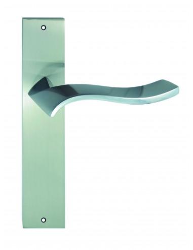 Juego de manivela  para puerta sin placa
